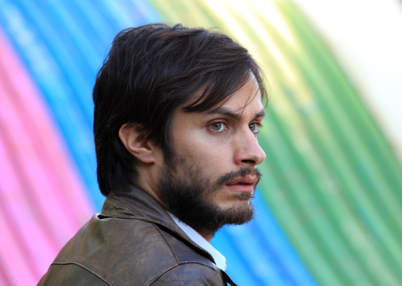 "Gael García Bernal plays fictional ad man Rene Saavedra in the Chilean drama NO, just one in a long line of the Mexican actor's starring roles. (Via Sony Pictures Classics"")"