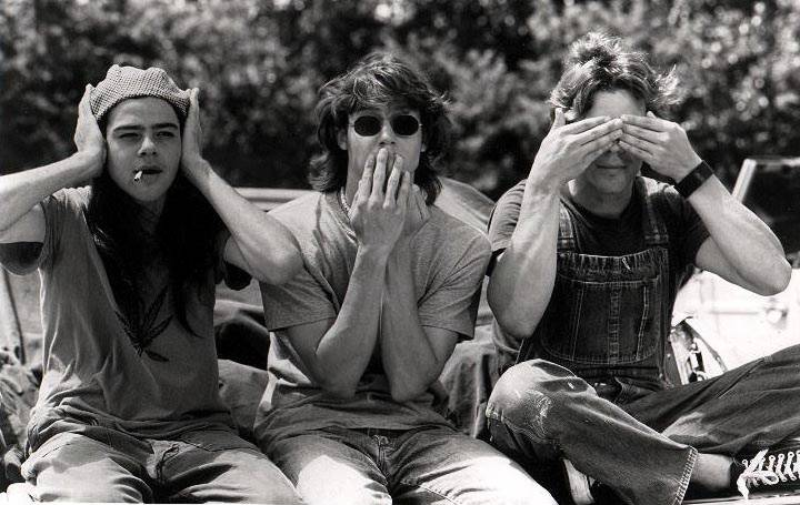 Linklater's Dazed and Confused, via Focus Features.