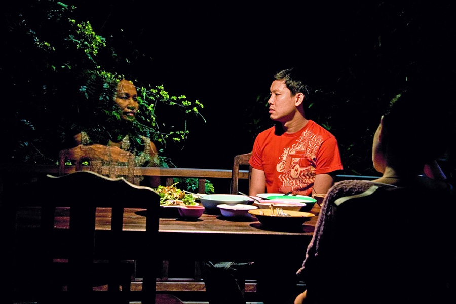 "From ""Uncle Boonmee Who Can Recall His Past Lives"" out of Thailand, directed by Apichatpong Weerasethakul. Via Kick the Machine."