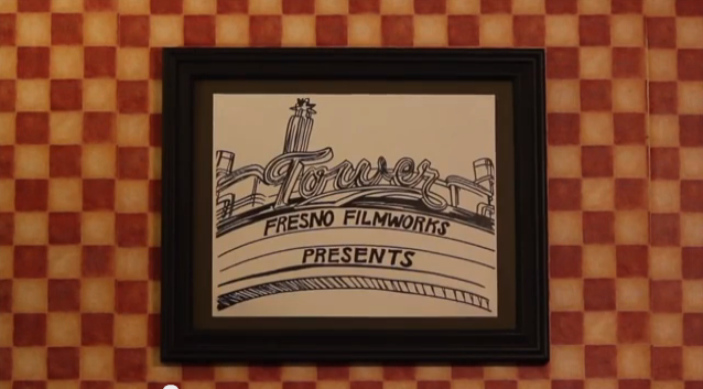 The historic Tower Theatre gets the hand-drawn treatment in our latest featured video.