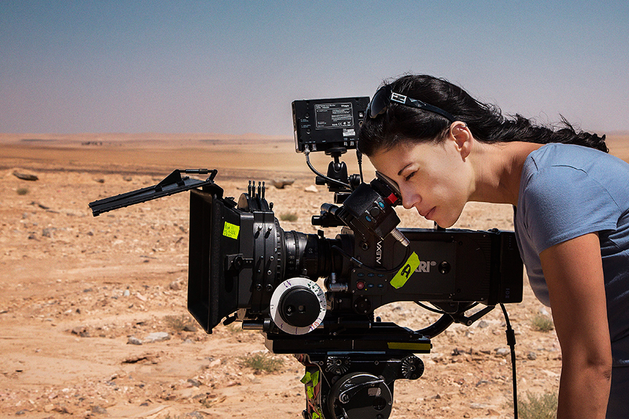 "Palestinian American filmmaker Cherien Dabis will make a special appearance at our Sept. 12 screening of her new movie, ""May In The Summer."" Via Cohen Media."