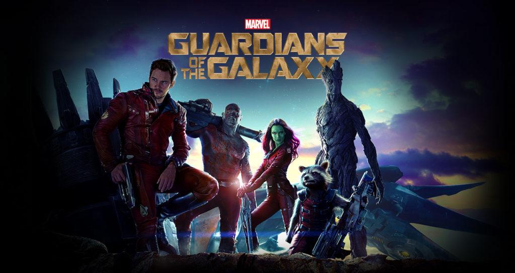 "James Gunn's ""Guardians of the Galaxy,"" via Walt Disney Studios."