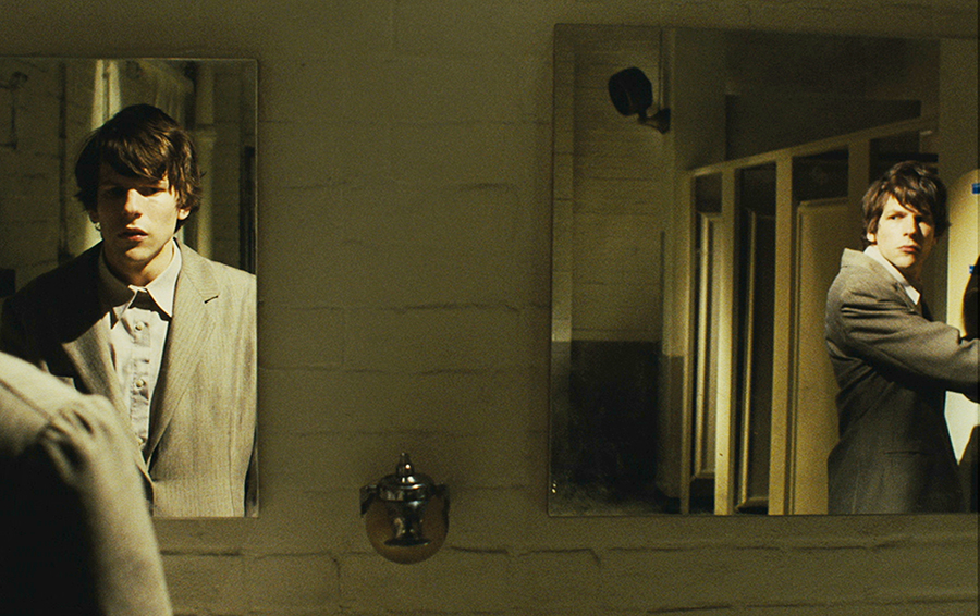 """""""The Double"""" from Richard Ayoade. Via Magnolia Pictures."""