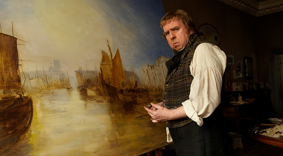 """""""Mr. Turner"""" from Mike Leigh. Via Sony Pictures Classics."""