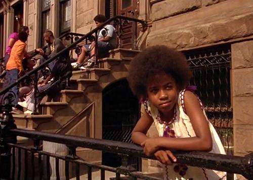 "Zelda Harris is a girl taking on the world in ""Crooklyn"". Image via imarcade.com"