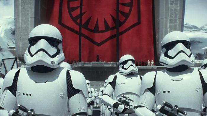 """Star Wars: The Force Awakens"" from director J.J. Abrams. (Credit: Walt Disney)"