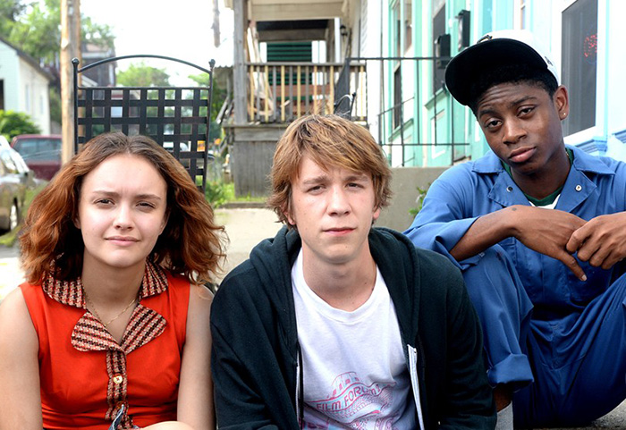 """""""Me and Earl and the Dying Girl"""" from director Alfonso Gomez-Rejon. (Credit: Fox Searchlight)"""
