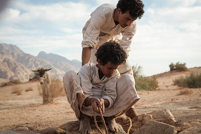 """Theeb"" from director Naji Abu Nowar. (Credit: Film Movement)"