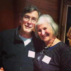 At Filmworks screenings, you can often find our November 2013 volunteers of the month Carl and Kathryn Johnsen behind the snack bar.