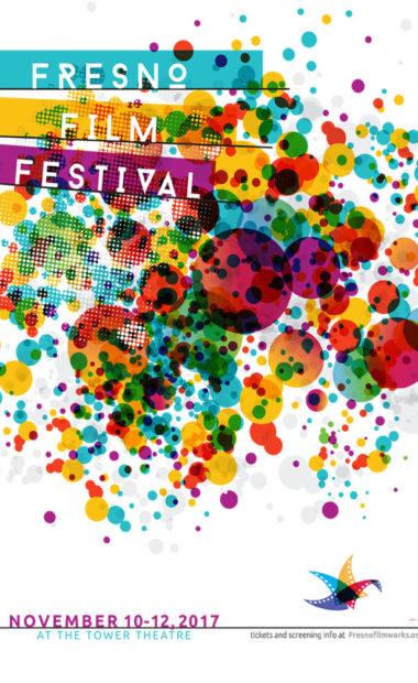 poster for 2017 fresno film festival