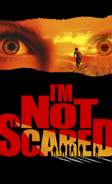 theatrical poster for I'm Not Scared