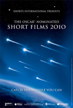 poster for a night at the oscars 2010