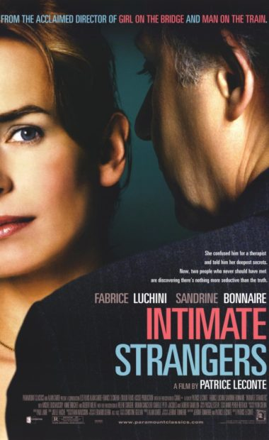 theatrical poster for Intimate Strangers