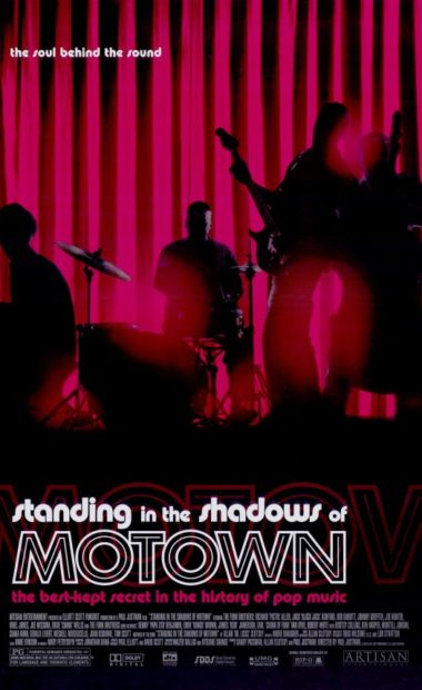 theatrical poster for Standing in the Shadows of Motown