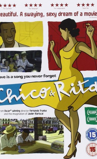 theatrical poster for chico and rita