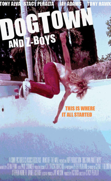 Theatrical poster for Dogtown and Z-Boys