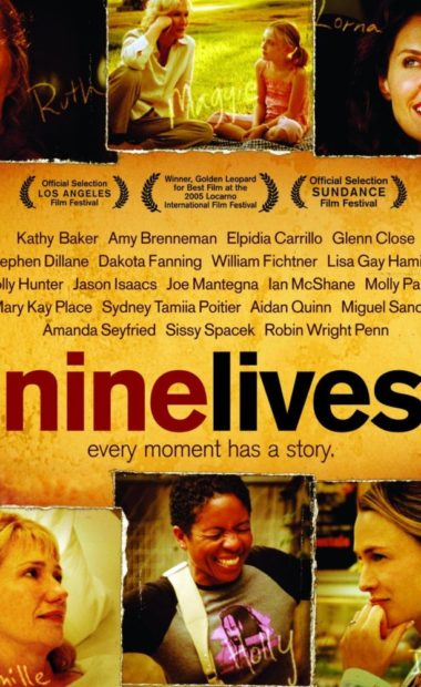 theatrical poster for nine lives