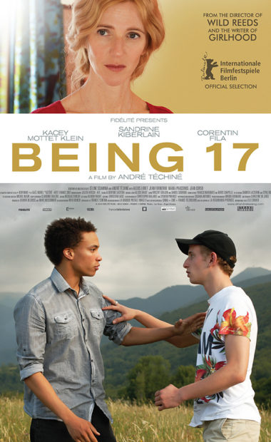 theatrical poster for being 17
