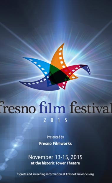 poster for 2015 fresno film festival