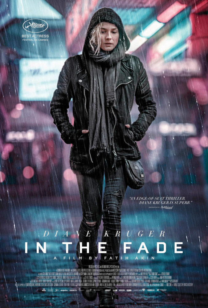 theatrical poster for in the fade