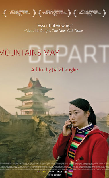 theatrical poster for mountains may depart