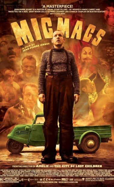 theatrical poster for micmacs
