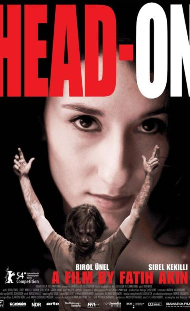 theatrical poster for head-on
