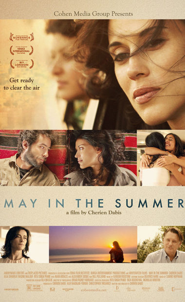 theatrical poster for May in the Summer