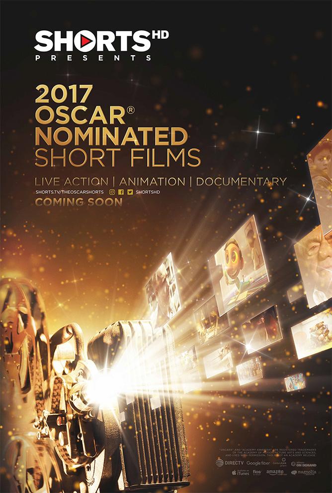poster for 2017 oscar nominated shorts program