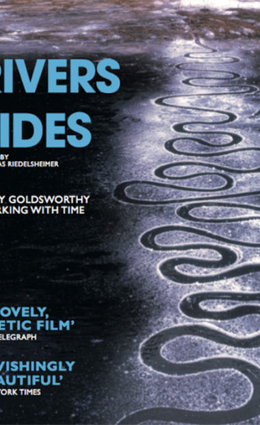 Theatrical poster for Rivers and Tides: Any Goldsworthy Working with Time
