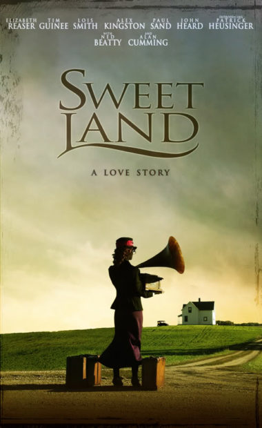 theatrical poster for sweetland