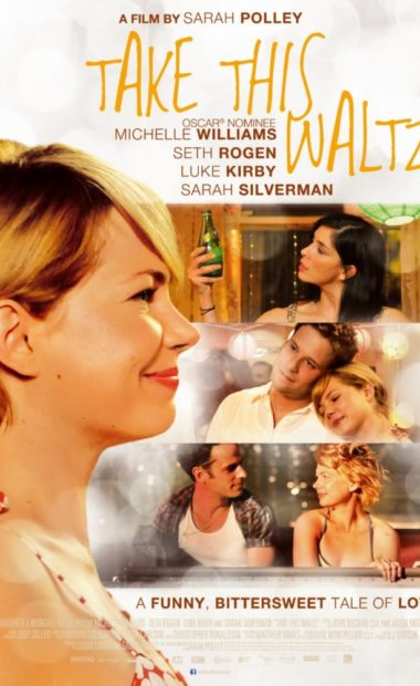 theatrical poster for take this waltz