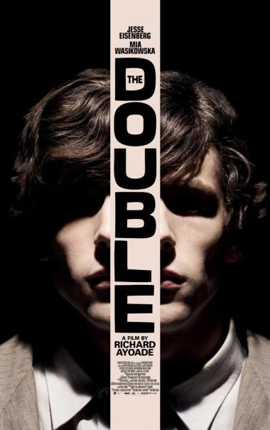 theatrical poster for the double