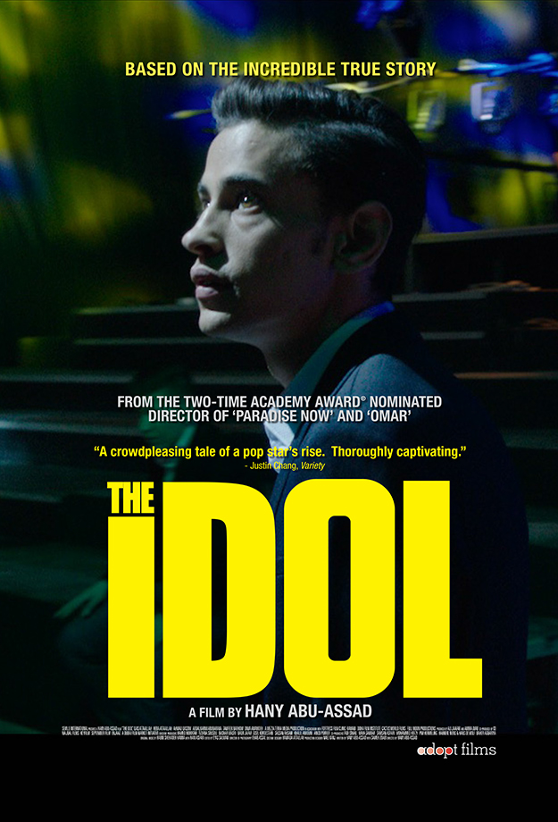 theatrical poster for the idol