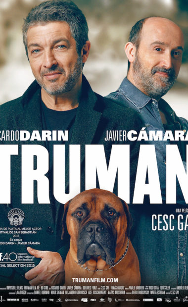 theatrical poster for Truman