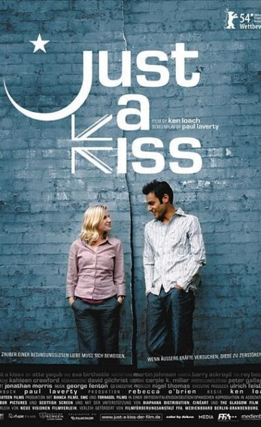 Theatrical poster for Ae Fond Kiss... (pictured Just a Kiss)