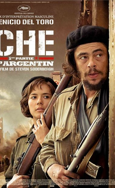 theatrical poster for che: the argentine