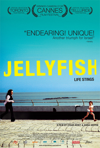 theatrical poster for jellyfish