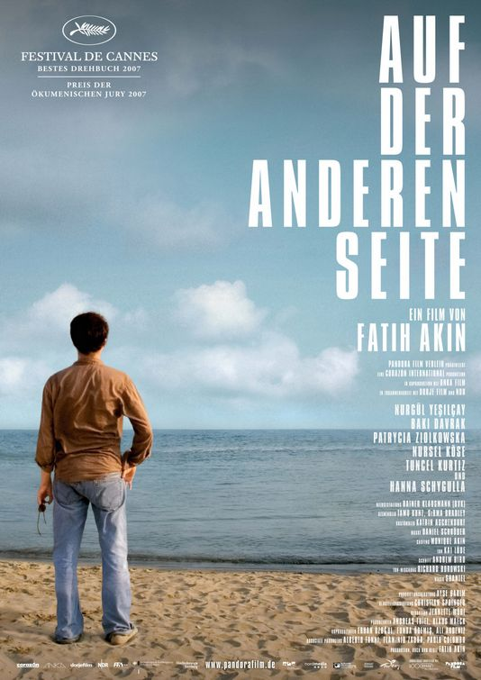 theatrical poster for the edge of heaven (auf der anderen seite)