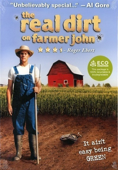 theatrical poster for the real dirt on farmer john