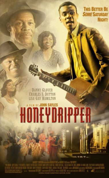 theatrical poster for honeydripper