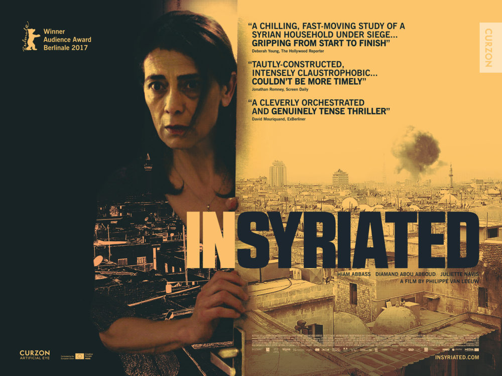 theatrical poster for In Syria