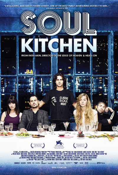 theatrical poster for soul kitchen