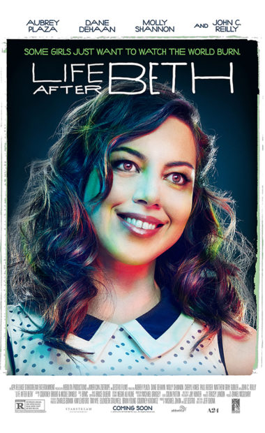 theatrical poster for life after beth