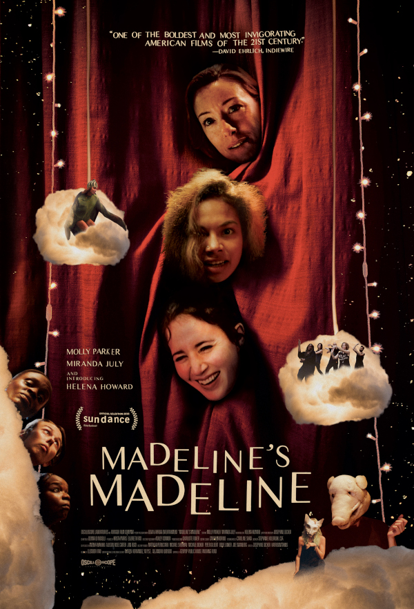 theatrical poster for madeline's madeline