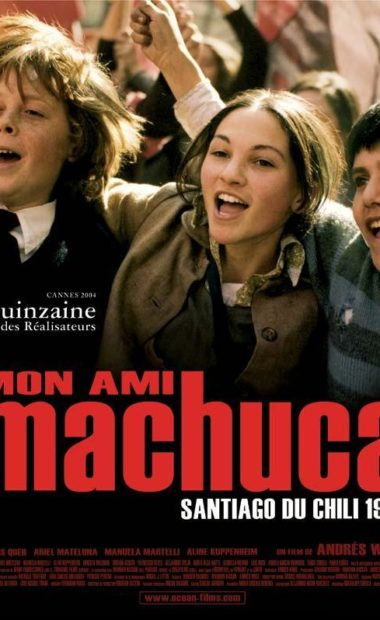theatrical poster for machuca