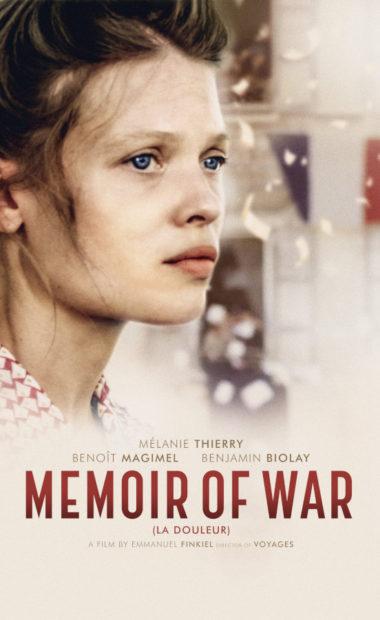 theatrical poster for memoir of war