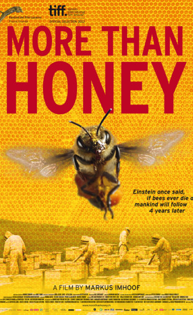 theatrical poster for more than honey