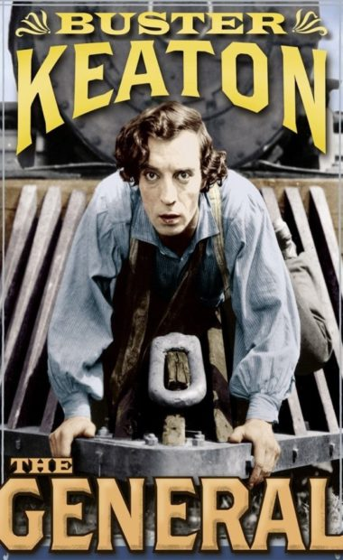 theatrical poster for the general