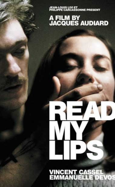 Theatrical poster for Read My Lips (Sur Mes Lèvres)